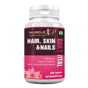 MuscleXP Hair, Skin   Nails MultiVitamin, 60 tablet s  Unflavoured