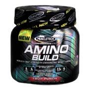 MuscleTech Amino Build,  0.5 lb  Fruit Punch