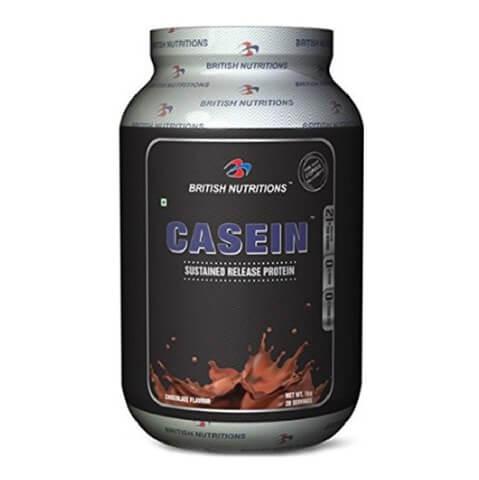 British Nutritions Casein,  2.2 lb  Chocolate
