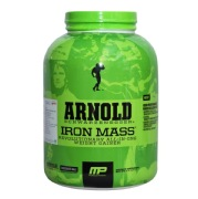 Arnold Schwarzenegger Series Iron Mass,  5 lb  Chocolate Malt