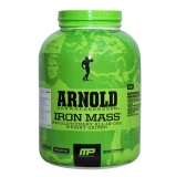 Arnold Schwarzenegger Series Iron Mass,  Chocolate Malt  5 lb