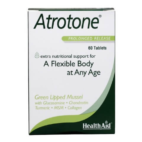 HealthAid Atrotone Prolonged Release,  60 chewable tablet(s)