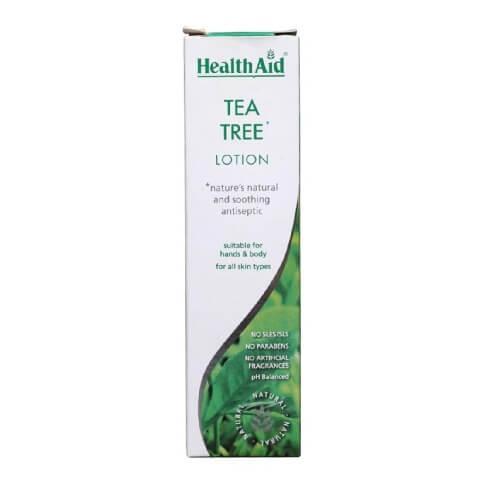 HealthAid Tea Tree Oil (Hand & Body) Lotion,  0.250 L