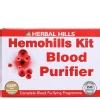 Herbal Hills Hemohills Kit (Hemohills, Triphalahills,Neemhills),  180 capsules