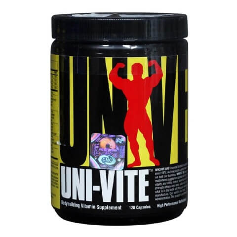 Universal Nutrition Uni-Vite,  Unflavoured  120 capsules