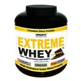 Euradite Nutrition Extreme Whey Protein,  5 Lb  Chocolate