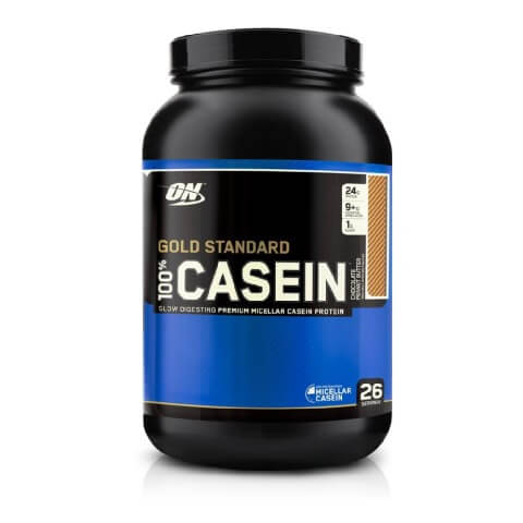 ON (Optimum Nutrition) Gold Standard 100% Casein,  2 lb  Chocolate Peanut Butter