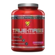 BSN True-Mass,  5.82 lb  Strawberry Milk Shake