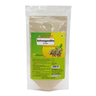 Herbal Hills Ashwagandha Powder,  1 kg