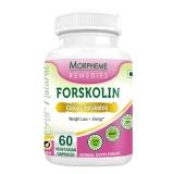Morpheme Remedies Forskolin (500 Mg),  60 Veggie Capsule(s)  Unflavoured