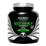 Six Pack Nutrition 100% Whey,  2.2 Lb  Vanilla