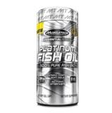 MuscleTech Platinum100% Fish Oil,  100 Softgels