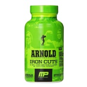 Arnold Schwarzenegger Series Iron Cuts,  90 capsules  Unflavoured
