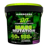 Domin8r Nutrition Mass Mutation,  Strawberry  10 lb