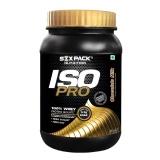 Six Pack Nutrition ISOPRO,  2.2 Lb  Chocolate Milk