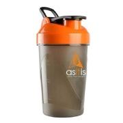 Asitis Nutrition AS IT IS Shaker Bottle  Black 400 ml