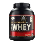 ON  Optimum Nutrition  Gold Standard 100% Whey Protein, 5 lb Double Rich Chocolate