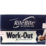 RiteBite Work-Out Pack Of 24,  24 Bar(s)  Unflavoured