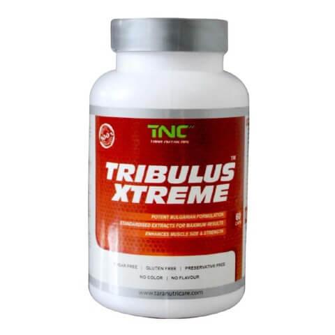 Tara Nutricare Tribulus Xtreme,  60 capsules