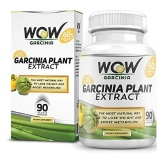 WOW Garcinia Cambogia Plant Extract,  90 veggie capsule(s)