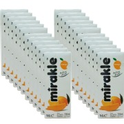 Mirakle Activated Vitamin C Drink 200 ml Mango   Pack of 24