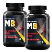MuscleBlaze MB Fat Burner PRO   Pack of 2