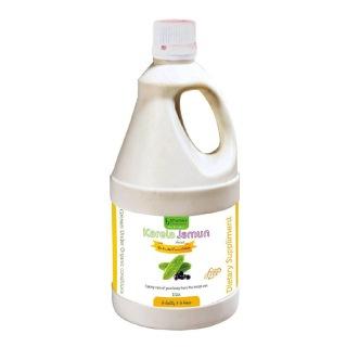 Bhumija Karela Jamun Juice,  Natural  1 L