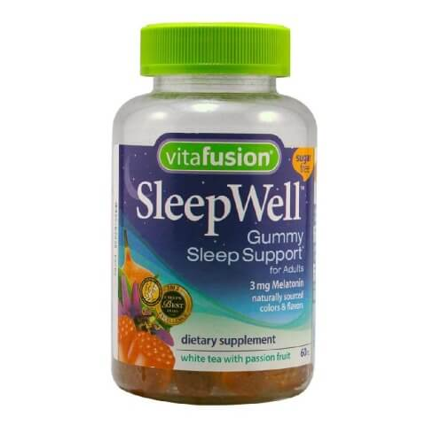 Vitafusion Sleep Well,  60 gummies