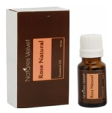 Natures Velvet Essential Oil,  10 Ml  Rose Natural