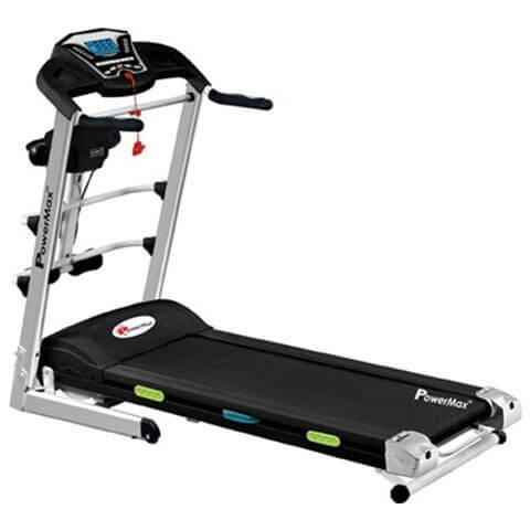 Power Max TDM-120 Motorized Treadmill available at Healthkart for Rs.450