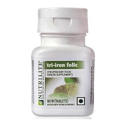 Amway Nutrilite Tri Iron Folic,  90 tablet(s)