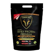 Vigour Fuel 100% Whey Protein Premium,  5 lb  Strawberry Shake