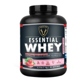 Vigour Fuel Essential Whey Protein,  2.2 Lb  Strawberry Shake