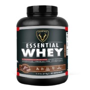 Vigour Fuel Essential Whey Protein,  4.4 lb  Dutch Chocolate