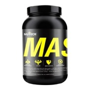 Nutech Nutritions Mass Gainer,  Chocolate  3 lb
