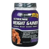 Big Muscle Xtreme Weight Gainer,  Chocolate  6 Lb