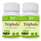 Bhumija Triphala (Pack Of Two),  60 Capsules