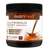 Nutrimed Nutrigold Whey Protein,  0.66 Lb  Chocolate