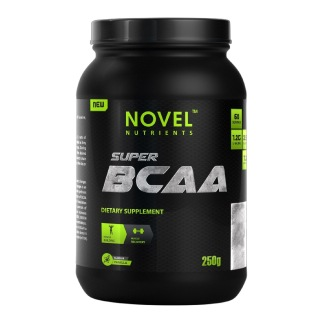 Novel Nutrients Super BCAA,  0.55 lb  Vanilla