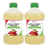 St.Botanica Apple Cider Vinegar,  500 Ml  Unflavoured (Pack Of 2)