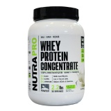 NutraPro Whey Protein Concentrate,  2.2 Lb  Chocolate