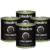 Nascens Chia Seeds (Pack of 4),  0.4 kg  Unflavoured