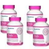 HealthViva Daily Woman - Buy 2 Get 2 Free on MRP