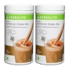 Herbalife Formula 1 Nutritional Shake Mix (Pack of 2),  0.5 kg  Dutch Chocolate