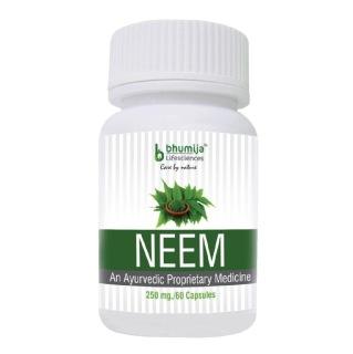 Bhumija Neem,  60 capsules