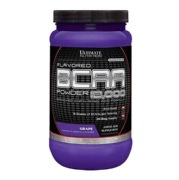 Ultimate Nutrition BCAA Powder,  1 lb  Grape