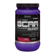 Ultimate Nutrition BCAA Powder,  1 lb  Cherry