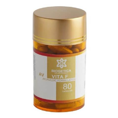 Biogetica AV Vita F,  80 capsules