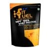 MyFitFuel MFF 100% Whey Protein,  2 lb  Swiss Vanilla