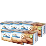 GAIA Sugar Free Bites  Pack of 5 , Unflavoured 200 g